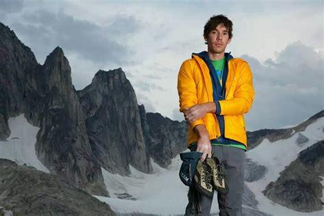 Alex Honnold Free Climber Vegan Vegans