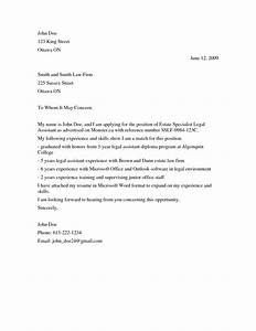 Cover letter example of for regarding 25 excellent for Sample of an excellent cover letter