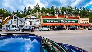 Exploring Keystone South Dakota