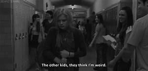 gif gifs Black and White movie high school bw bullying ...