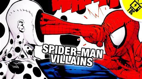 worst spider man villains    cave