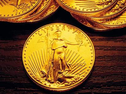 Coins Gold Abstract Yellow Orange Money Wallpapers