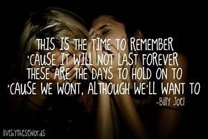 School memories... Music Senior Quotes