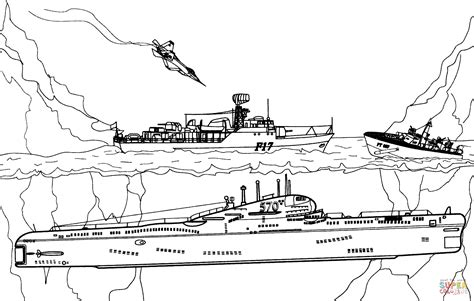 Army Punt Boat by Ausmalbild Unterwasser Rakete Ausmalbilder Kostenlos