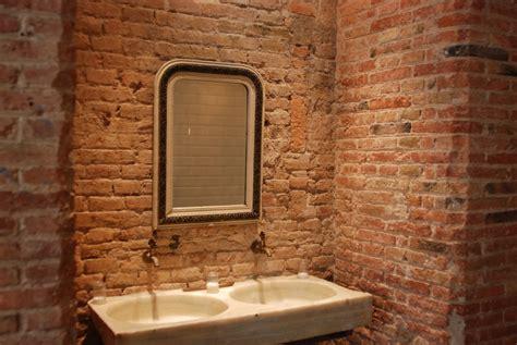floor mirror the brick free images wood floor wall cottage property sink room brick interior design bathroom