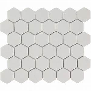 Carrelage Hexagonal Blanc : carrelage hexagonal blanc fashion designs ~ Premium-room.com Idées de Décoration