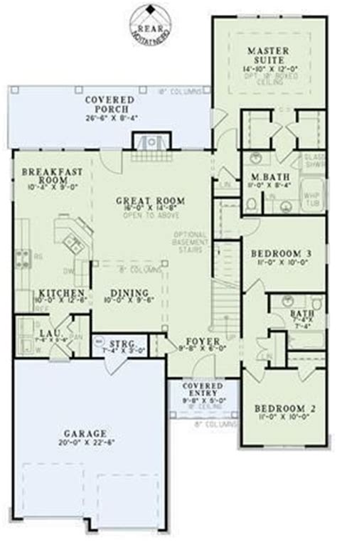 houseplanspluscom narrow lot house plans garage house plans narrow house plans