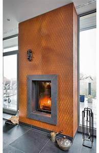 Beton Effekt Farbe : bauplatten in rost optik ~ Michelbontemps.com Haus und Dekorationen