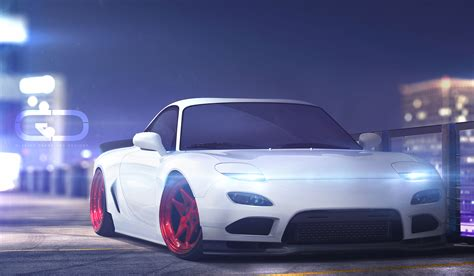 Mazda 2 4k Wallpapers by Mazda Rx 7 Fd 3s Hd Wallpaper Background Image