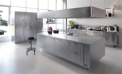 Cucina Professionale In Acciaio Inox Ego By Abimis Is A