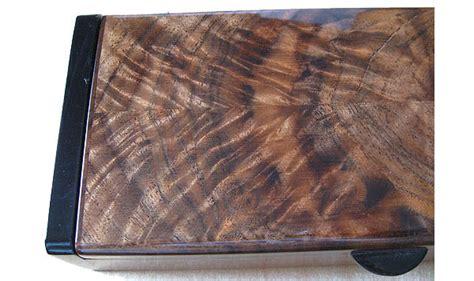 handcrafted wood box mens small box keepsake box