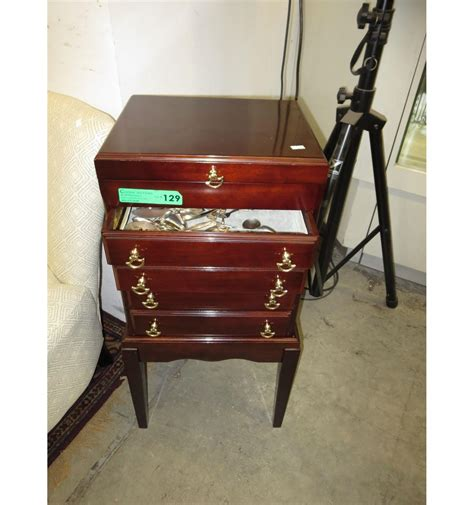 dining room exciting silverware chest  antique
