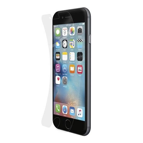 protection for iphone belkin screenforce tempered glass screen