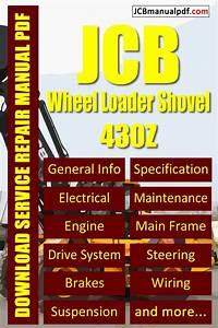 Jcb Wheel Loader 430z Service Manual Pdf
