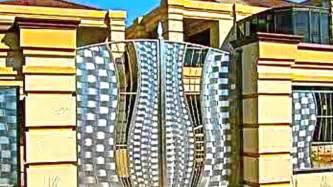 modern contemporary house designs stainless steel gates designs 2013 corner tv