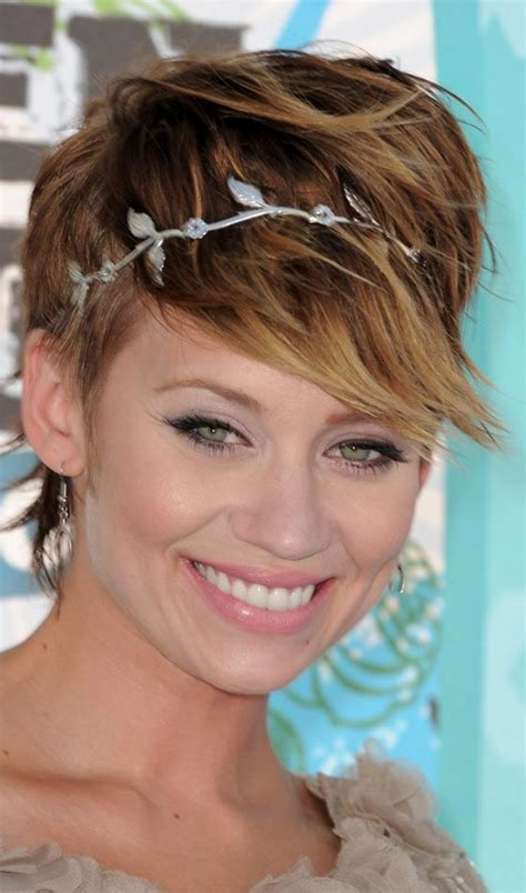 and funky short hairstyles for women ohh my my