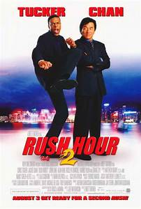 Rush Hour 2 Movie Posters From Movie Poster Shop