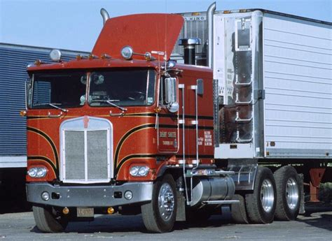 classic kenworth trucks 913 best images about classic cabovers on pinterest semi