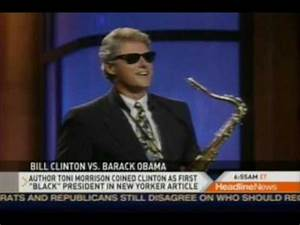 "Do You Think Bill Clinton Was Our ""First Black President ..."