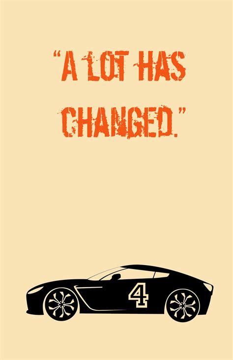 Fast And Furious Minimalist Poster By Jivandabeast On