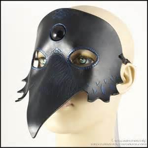 3 Eyed Raven Masquerade Mask