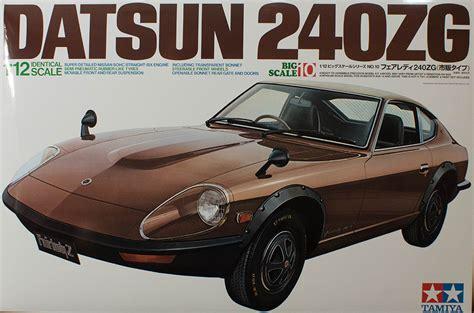 Datsun 240zg by Tamiya 12010 1 12 Datsun 240zg Kit Look