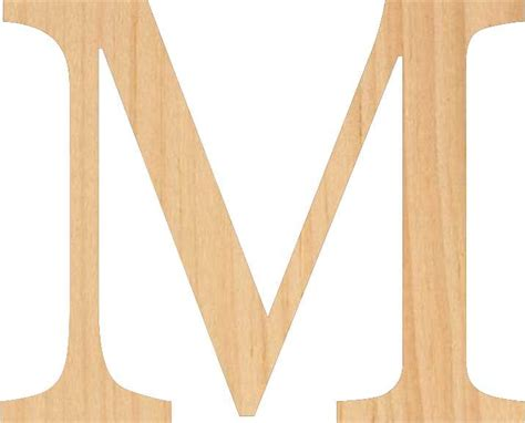 big wooden letters pine wood letters solid wood letters woodenletters 17892