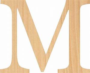 Pine wood letters solid wood letters woodenletterscom for Solid wood letters