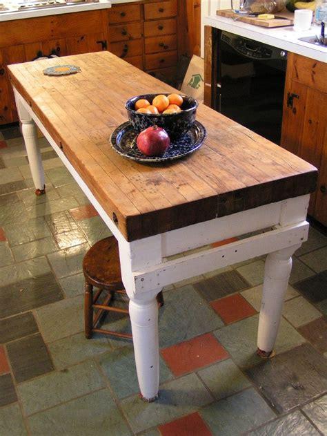 sharing farmhouse kitchen tables kitchen butcher block