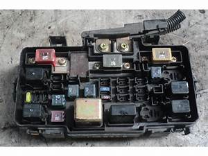 Honda Accord Fuse Box 2005