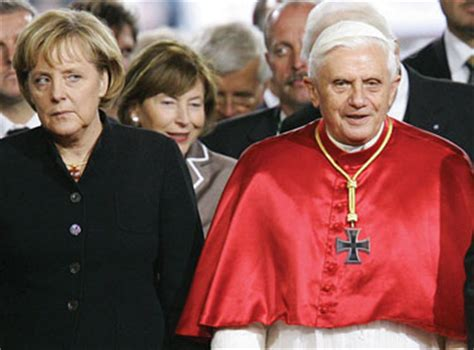Pope forgot to cancel subscription to Hitler Youth in 1945 ...