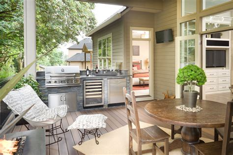 95 Cool Outdoor Kitchen Designs  Digsdigs
