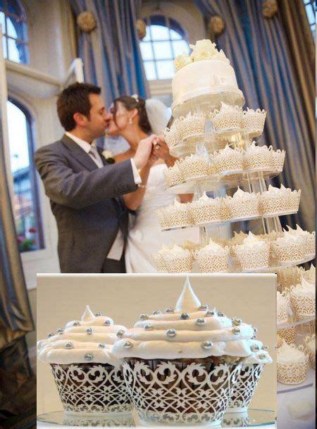 jolis cupcakes de mariage mariage idees