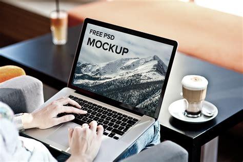 Working On Macbook And Imac Mockup Mockup World