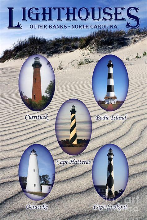 escape   historic lighthouses  north carolinas