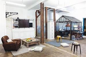 Objet Deco Style Industriel : d co industrielle les 8 commandements pour adopter le style factory maison cr ative ~ Melissatoandfro.com Idées de Décoration