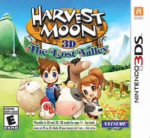 Harvest Moon The Lost Valley Cheats Codes Unlockables