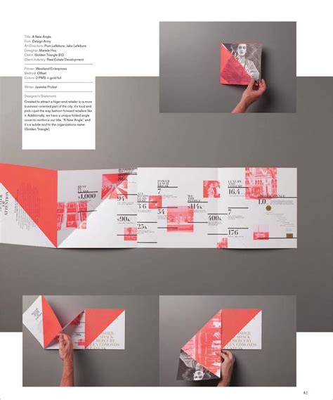 creative brochure design 25 creative brochure designs for inspiration creatives wall