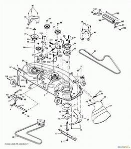 Husqvarna Rz5426 Drive Belt Diagram