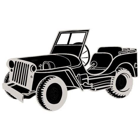 Jeep Free Vector Image Download At Vectorportal