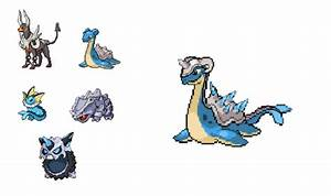 Pokemon Dragonair Evolve Pokemon Images | Pokemon Images