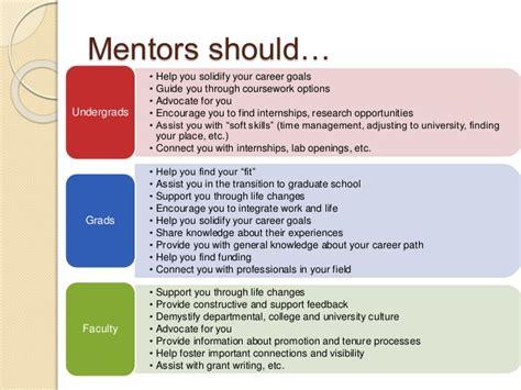 mentoring tips unm mentoring institute