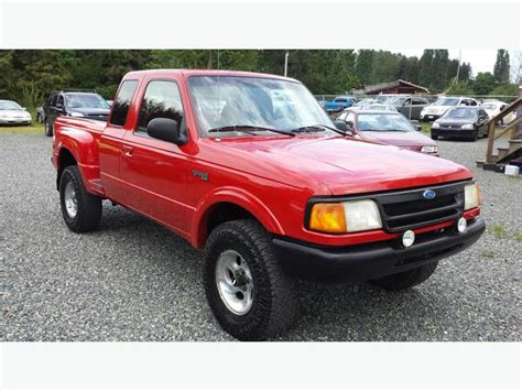 ford ranger 4x4 automatic 1994 ford ranger splash 4x4 automatic outside nanaimo nanaimo mobile