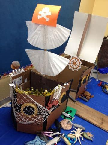 preschool ideas   year olds preschool pirate ship project