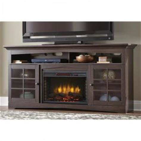 electric fireplace tv stand home depot home decorators collection avondale grove 70 in tv stand