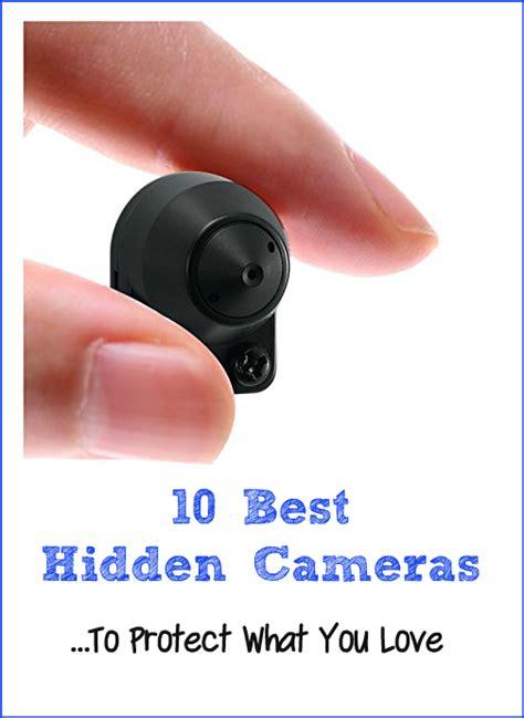 covert spy cameras  hidden cameras  tips