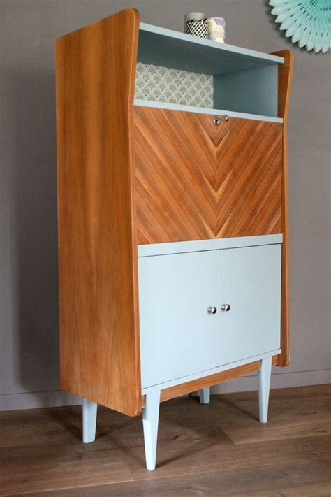 bureau secretaire design bureau vintage secrétaire ées 50 60 design incliné