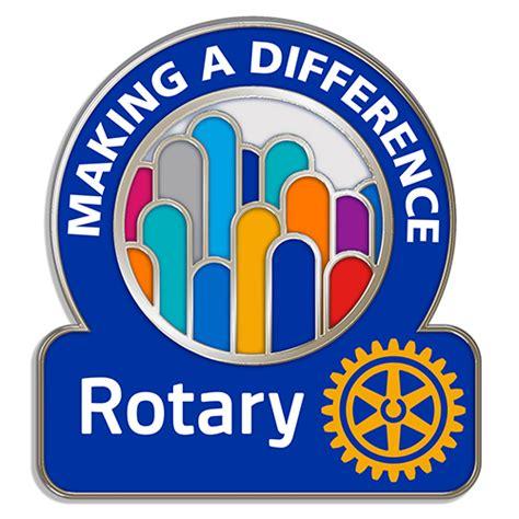 theme rotary club award blank put any