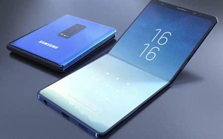 samsung prepara  nuevo smartphone plegable  pantalla