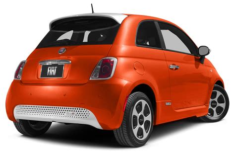 Fiat For Lease by Fiat 500e Lease Deals Electric Car Lease